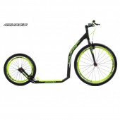 CRUSSIS URBAN 4.2 Black/Green
