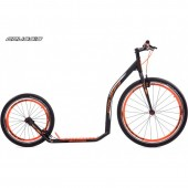 CRUSSIS URBAN 4.3-Black/Orange