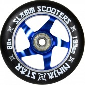100mm Slamm Ninja Star Wheel Complete