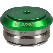 Apex Integrated Headset -Green