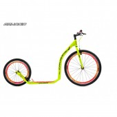 CRUSSIS URBAN 4.4 Neon Green