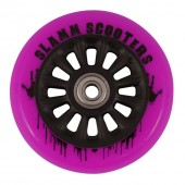100mm Slamm Nylon Core Wheel Complete