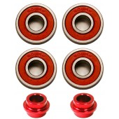 Titen RED X Swiss Bearing 4-pack