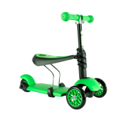 YBIKE Glider 3 in 1 green